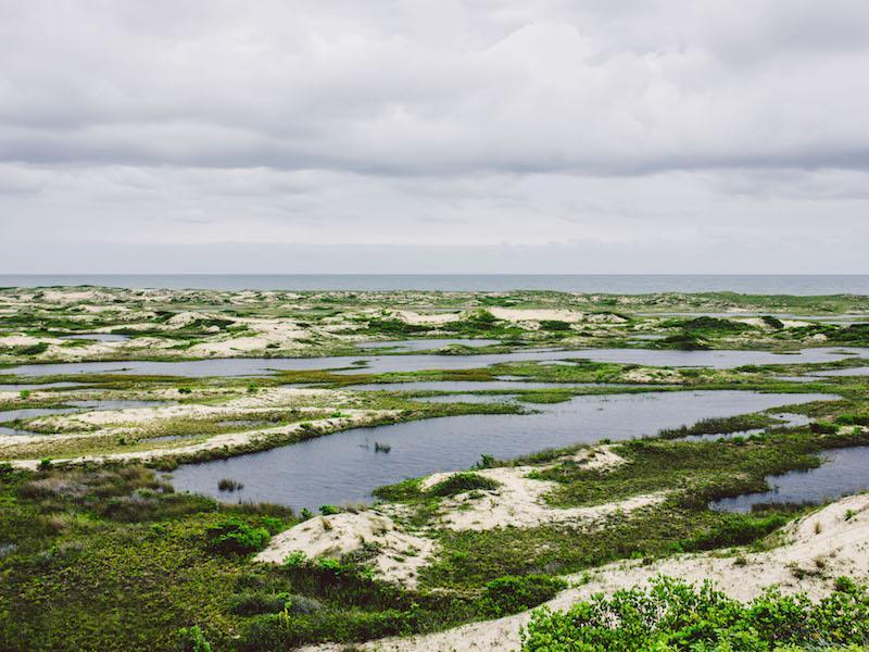 Dunas da Lagoa da Conceicao in Florianopolis