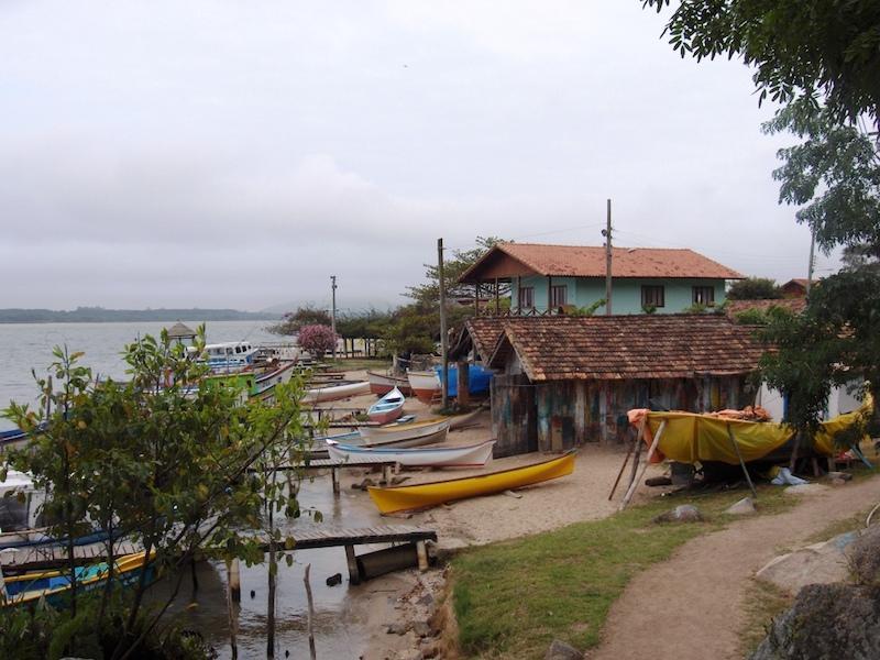 Costa da Lagoa in Florianopolis