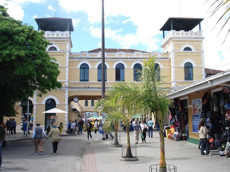 Stadtzentrum von Florianopolis